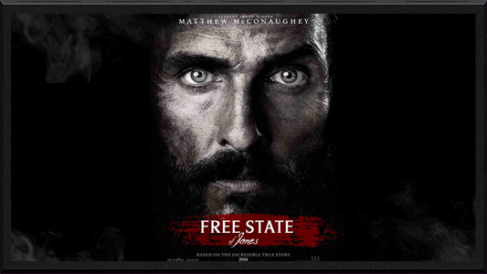 Sons of Pythagoras Free State of Jones trailer