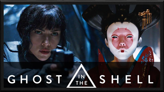 Sons of Pythagoras Ghost in the Shell trailer